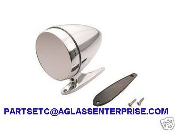 1964-68 SHELBY BULLET MIRROR BRAND NEW