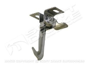 1966-77 Bronco Hood Latch (Stainless Steel)