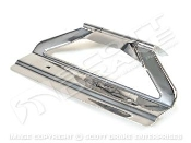 1966-77 Bronco License Plate Frame STAINLESS STEEL