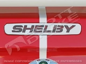2005-07 MUSTANG Shelby 3rd brake light trim