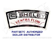 SHELBY Air Cleaner Decal (Shelby Ventra-Flow)