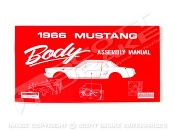 1964-73 Mustang Body Assembly Manuals
