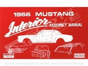 1965-1972 MUSTANG Interior Assembly Manuals