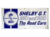Shelby GT 350 and 500 the road cars